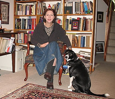 Author photo by H. Hamilton